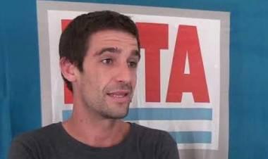 Alvaro Andreucci del Área Meteorológica  INTA Marcos Juárez.
