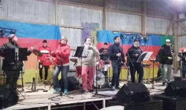 Festejos Día del Estudiante y la Primavera en General Roca.