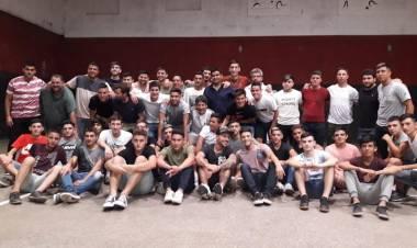 Cena Presentación de los planteles de 4ta y 1era División del C.D.Roca - Campaña 2020 en la Liga Bellvillense de Fútbol.