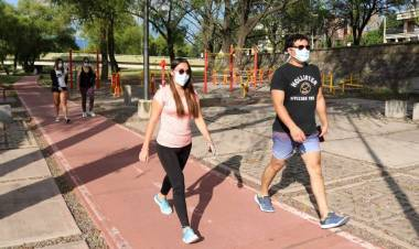 ¿Se flexibilizan las actividades deportivas recreativas en Gral. Roca? Hablamos con el Intendente Marcelo Luque.