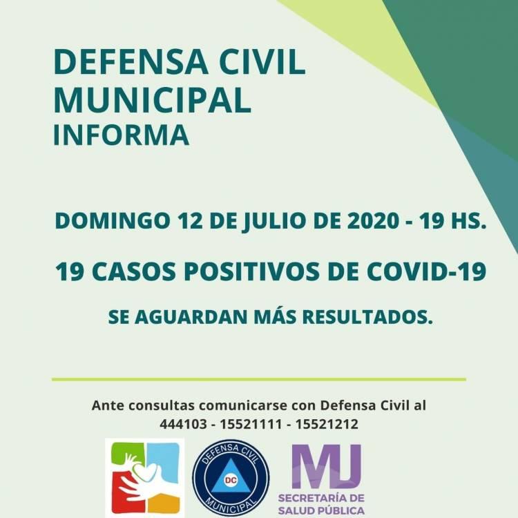 Covid-19: Cordón sanitario estricto del 13 al 27 de Julio en Marcos Juárez.