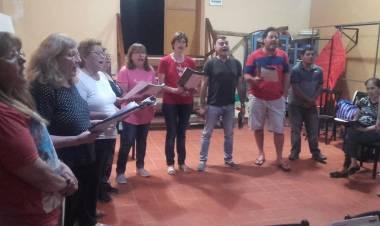 4ta Audición anual 2019 del taller de música y canto de la Asociación Mutual de General Roca.
