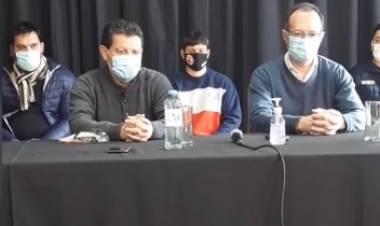 En conferencia de prensa confirman el primer caso de Covid-19 en Gral. Roca.